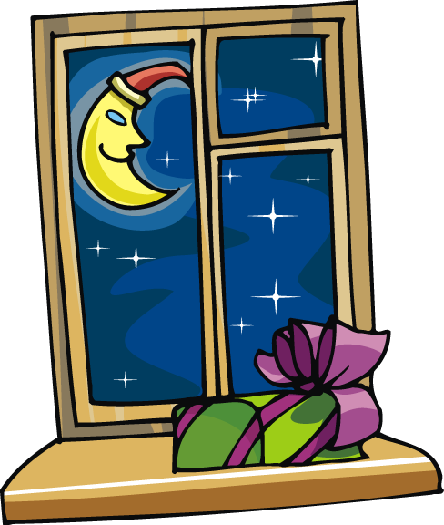 Window clipart animated. Free night cliparts download