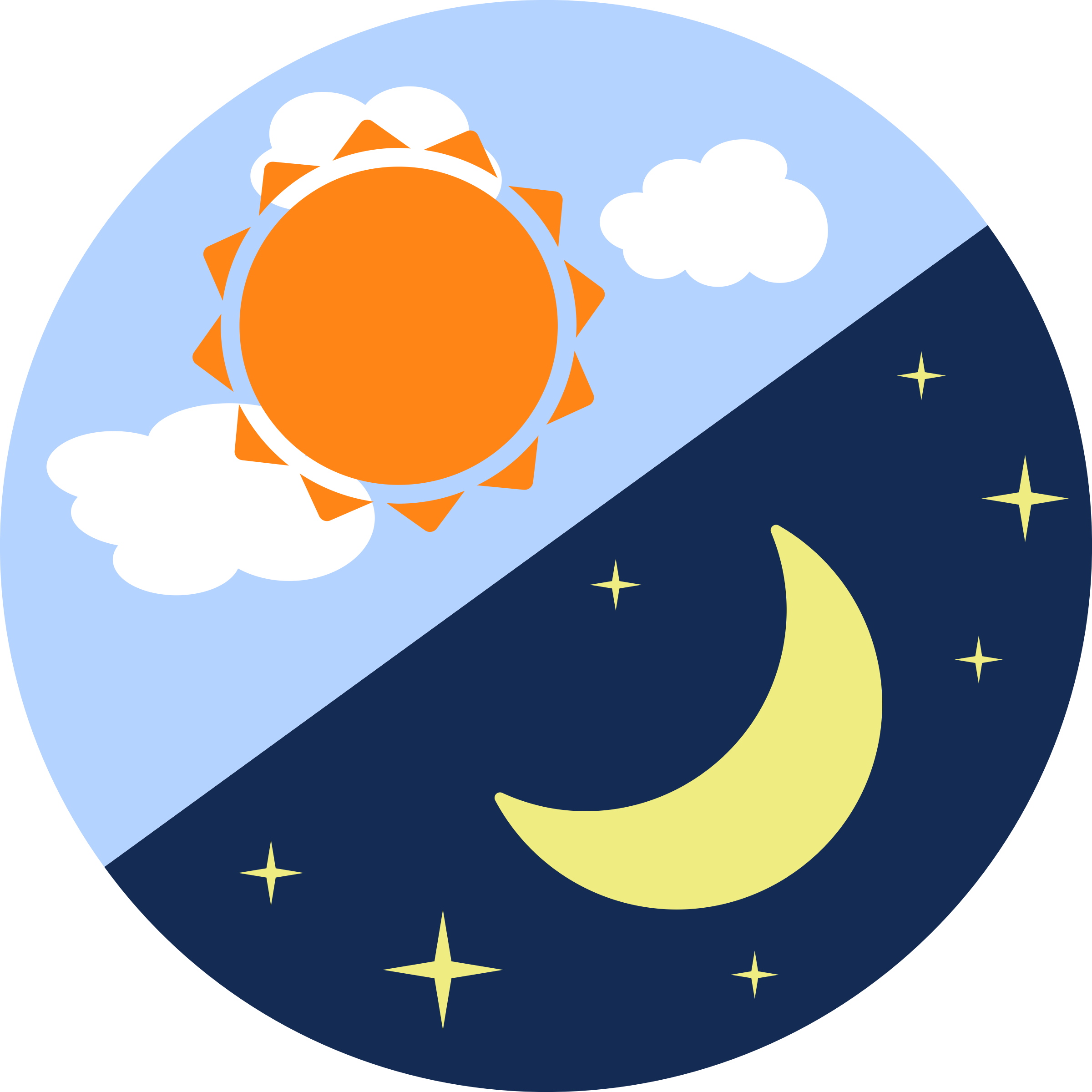 Night time png. Day and transparent images
