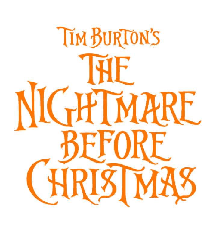 Nightmare before christmas night shade labels black and white png. Pin by crafty annabelle