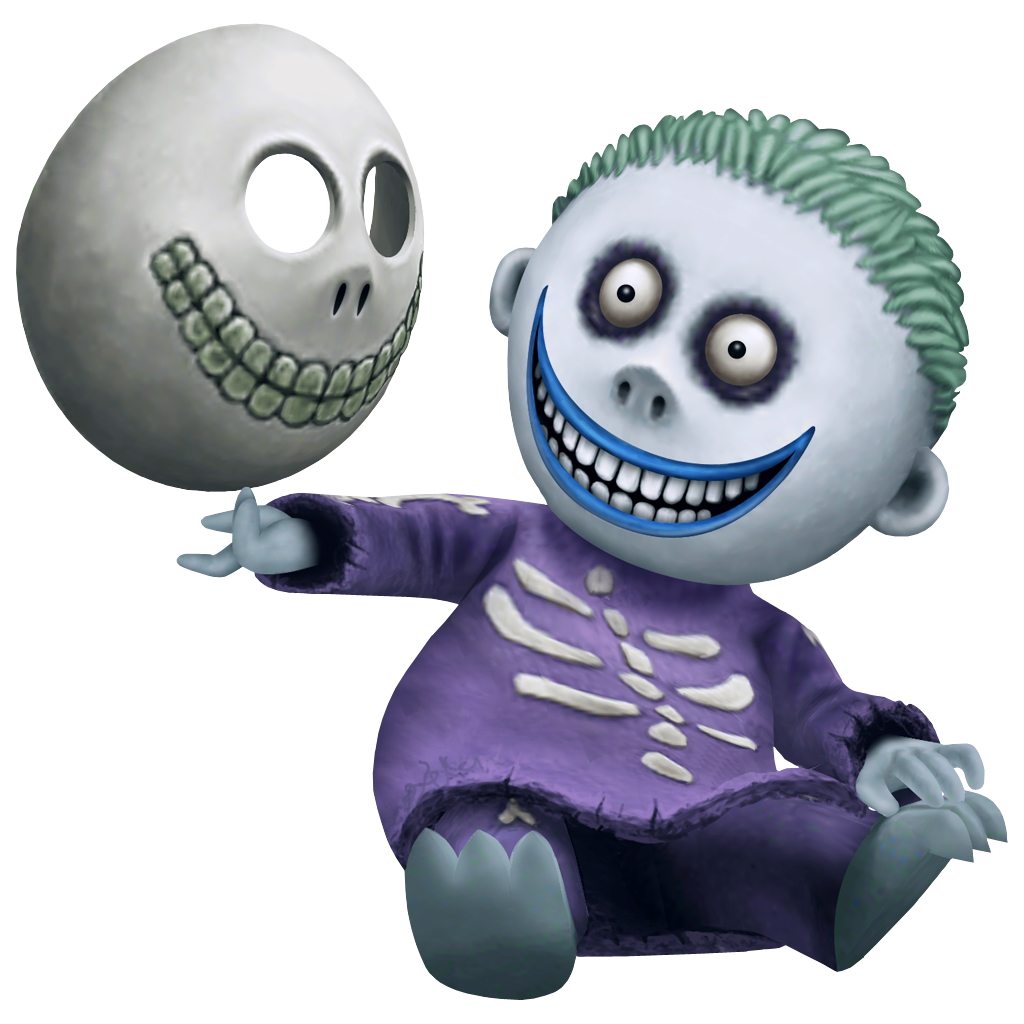 Nightmare before christmas png. Image character barrel the