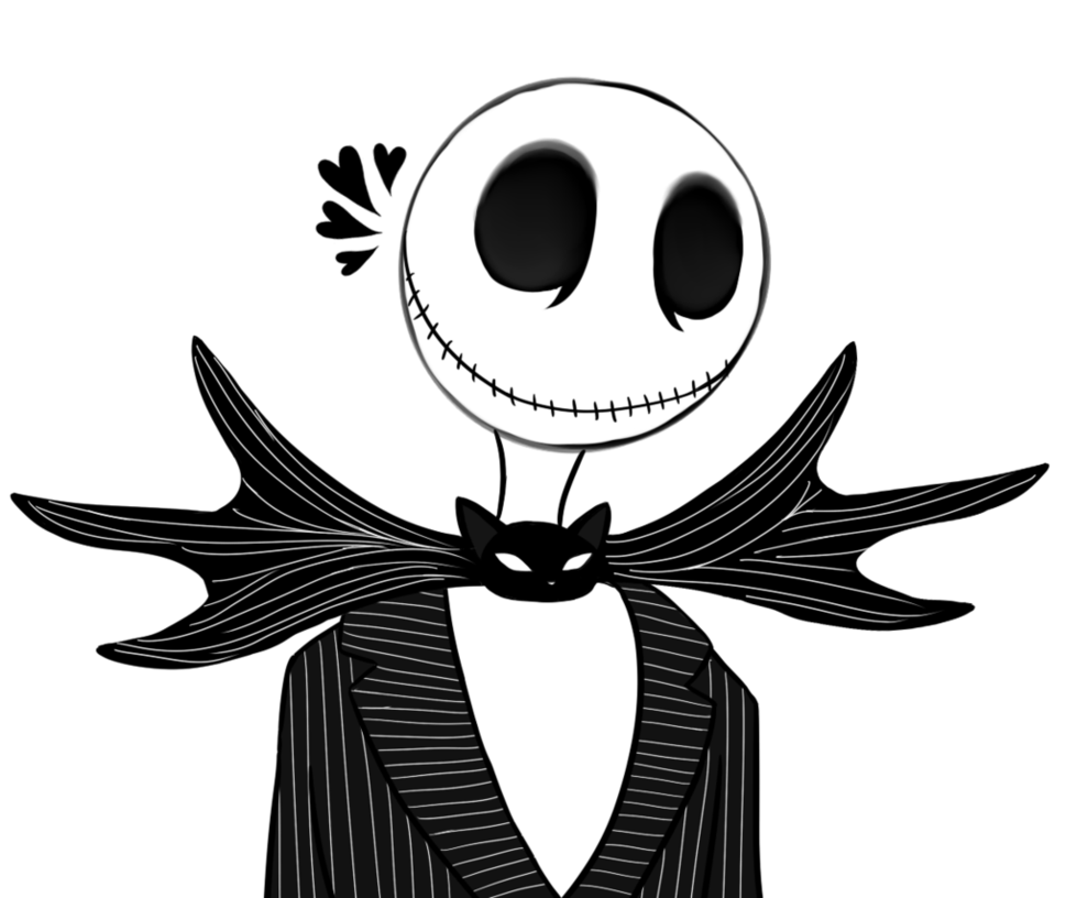 Nightmare before christmas png. The by neonsparklebutt on