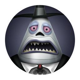 Nightmare before clipart svg. The mayor of halloween