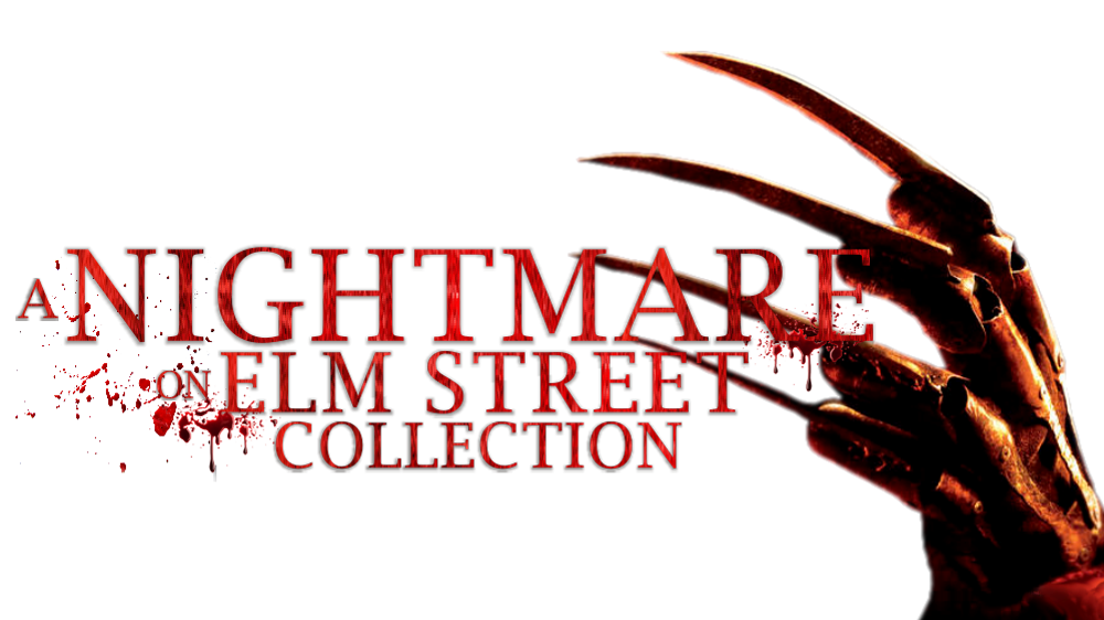 Nightmare on elm street png. A collection movie fanart