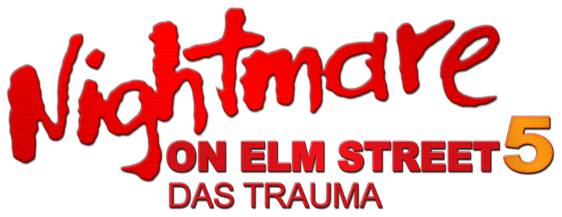 Nightmare on elm street logo png. A the dream child
