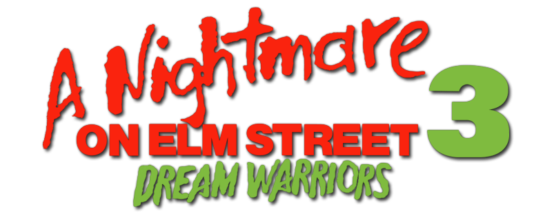 Nightmare on elm street logo png. A dream warriors movie