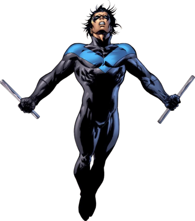 Nightwing cartoon png. Image the adventures of