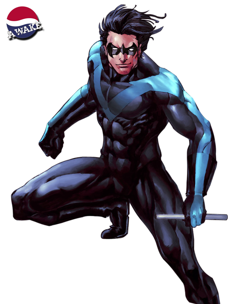 Nightwing cartoon png. Http www renders graphiques
