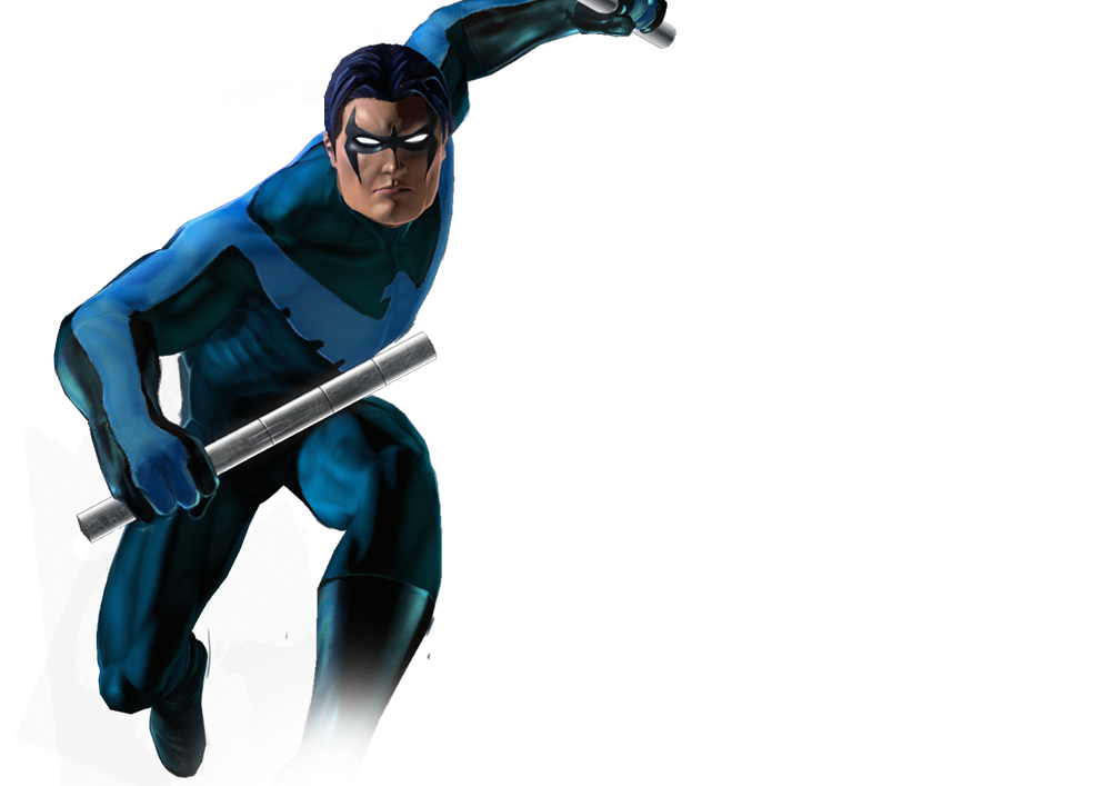 Nightwing comic png. Clipart mart
