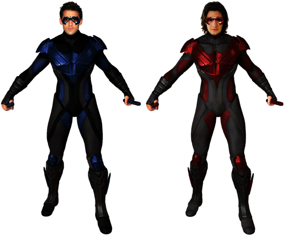 S transparent background by. Nightwing injustice png picture transparent library