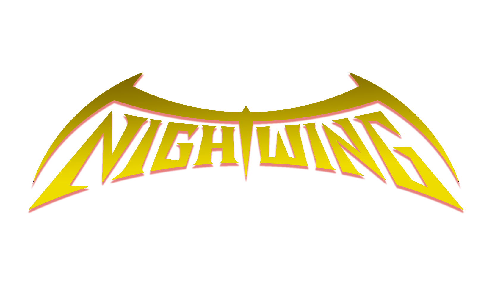 nightwing text png