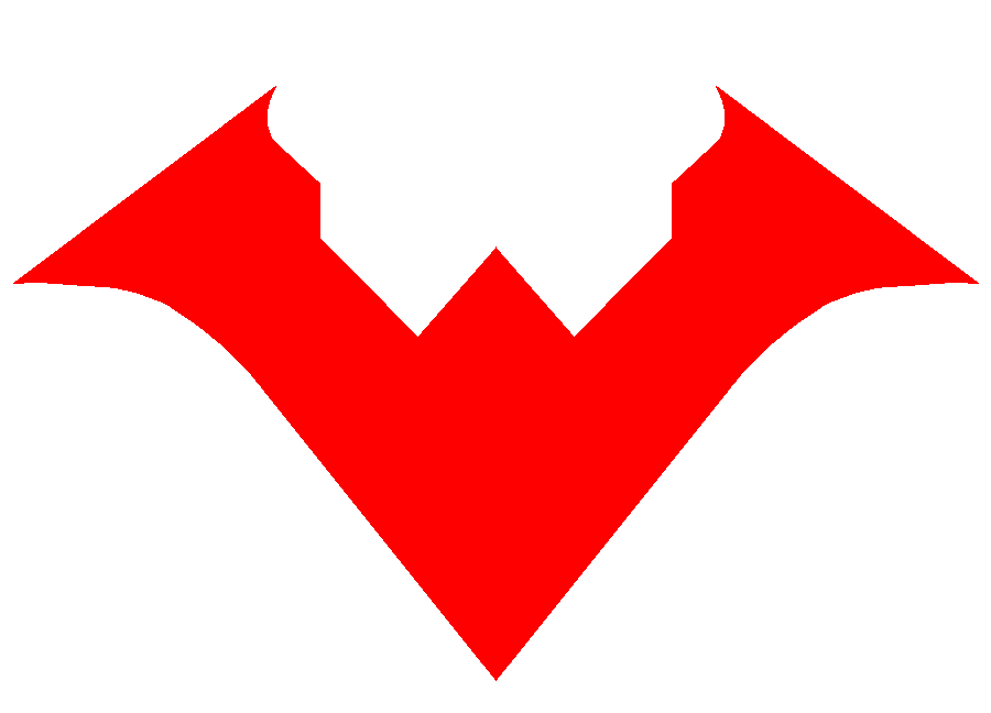 Nightwing logo red hd png. New by eddie lozano