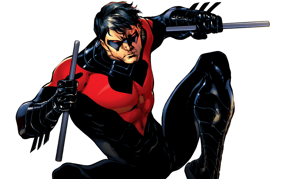 Nightwing logo red hd png. Transparent images pluspng image