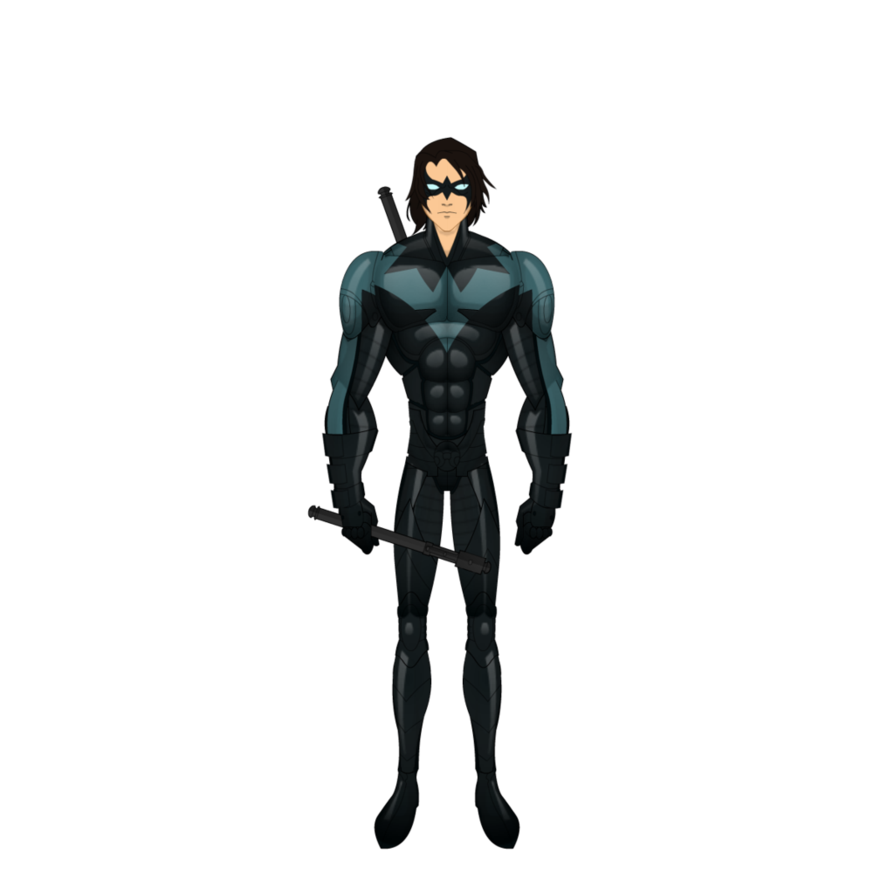 Nightwing png tim. Mydcu justice league reserves