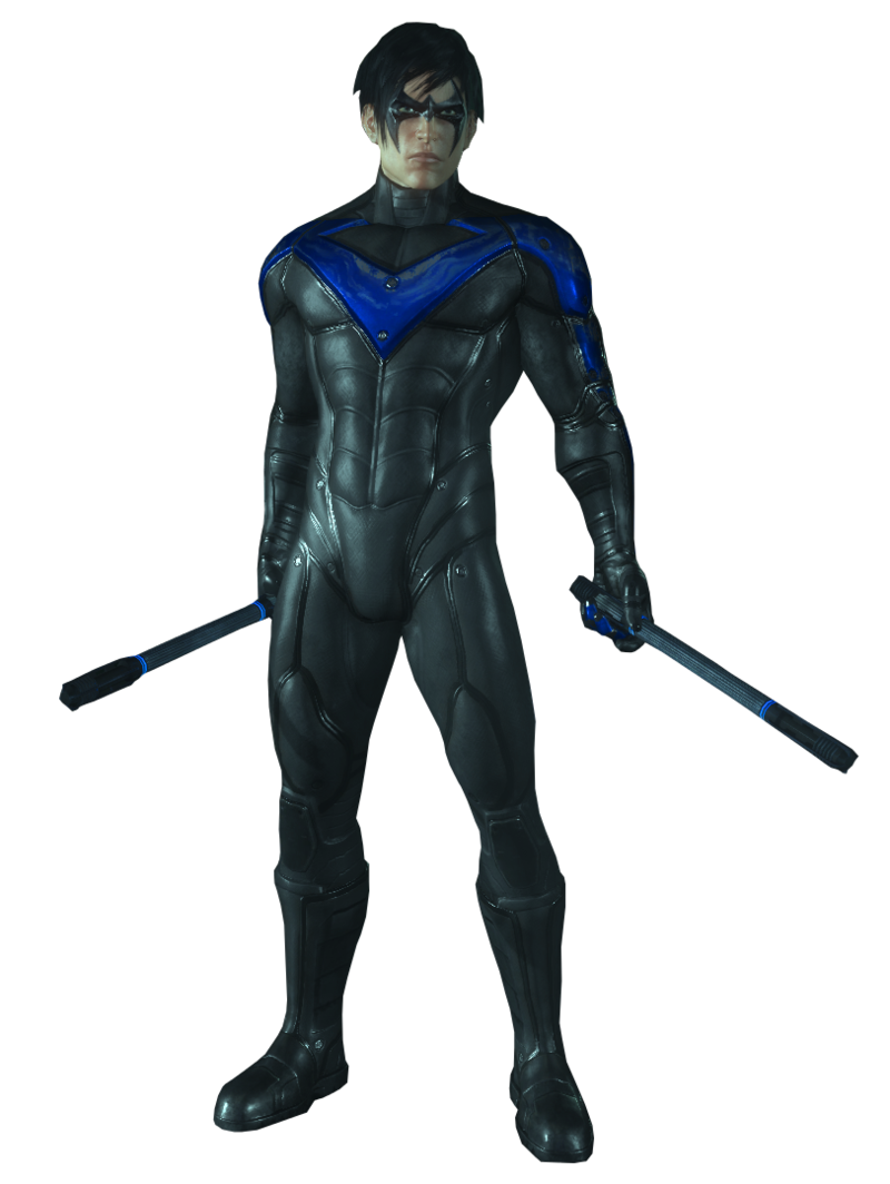 nightwing render png