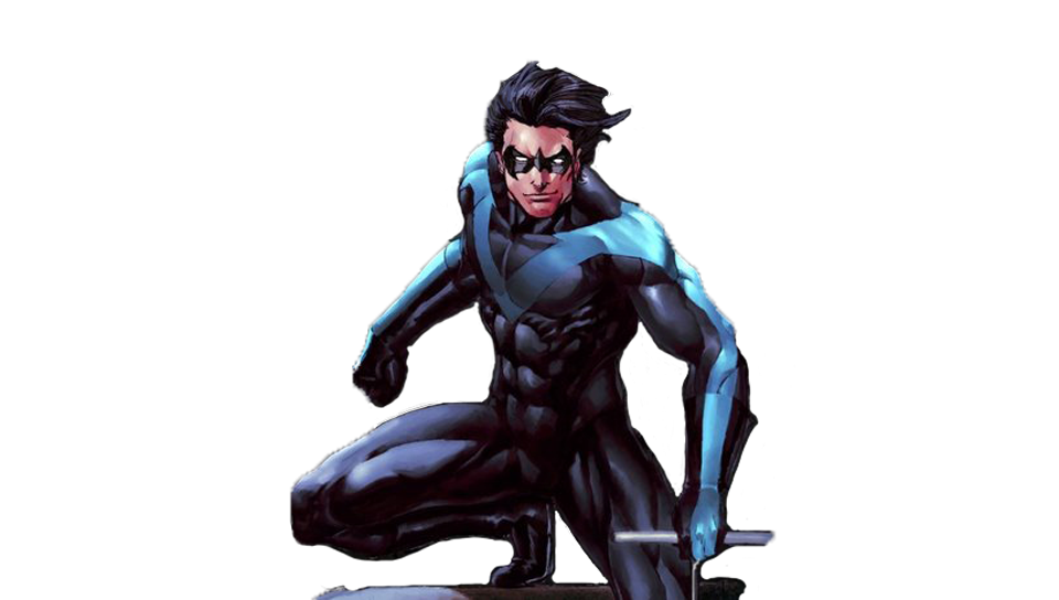 Nightwing render png. Builds from accounting fantastic
