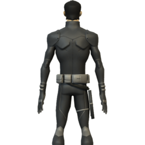 Nightwing render png. Screenshots images and pictures