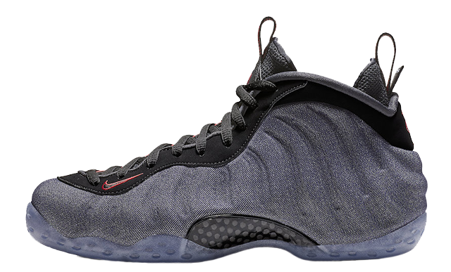 Nike air foamposite one denim png. The sole supplier