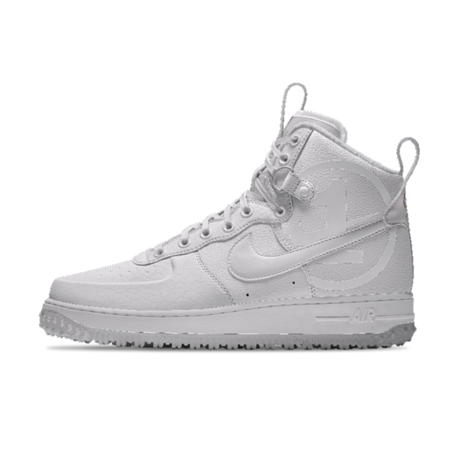 Nike air force 1 png. High id winter white