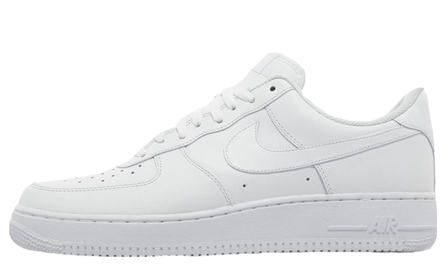 Nike air force 1 png. Low triple white the