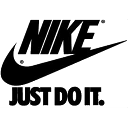 Nike just do it png. Images in collection page