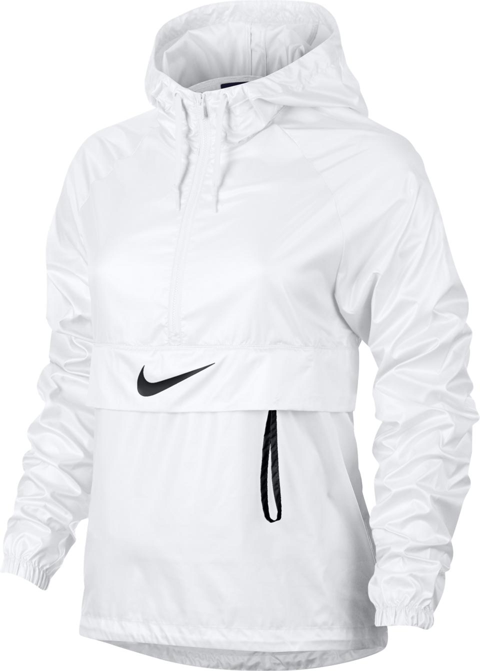 Nike swoosh png white. Women s packable jacket