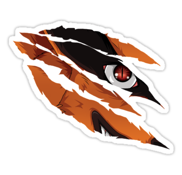 Nine tailed fox png. View topic naruto request