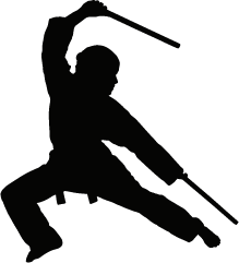 Silhouette . Ninja clipart svg royalty free download