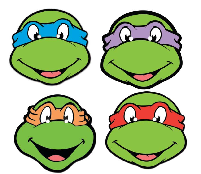 Ninja clipart green ninja. Turtle clip art teenage