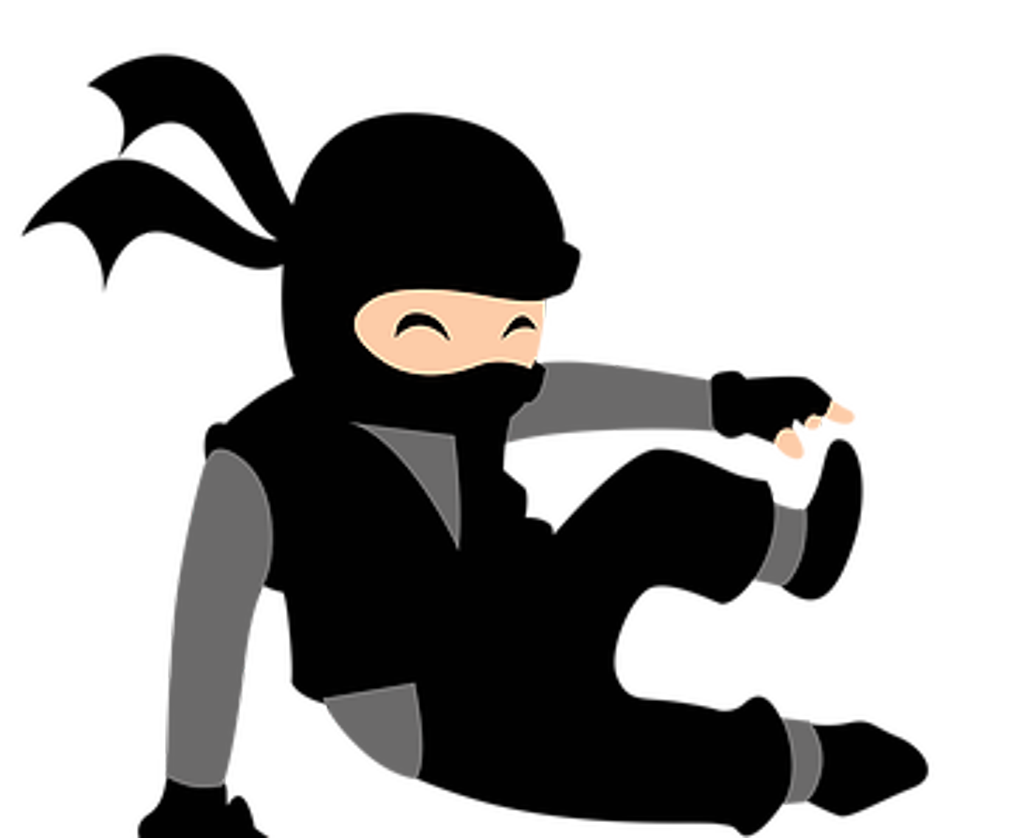 Ninja clipart ninja warrior. Zone and class schedules