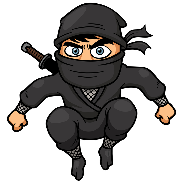 that steal your. Ninja clipart samurai graphic download