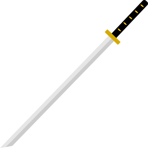 samurai swords png