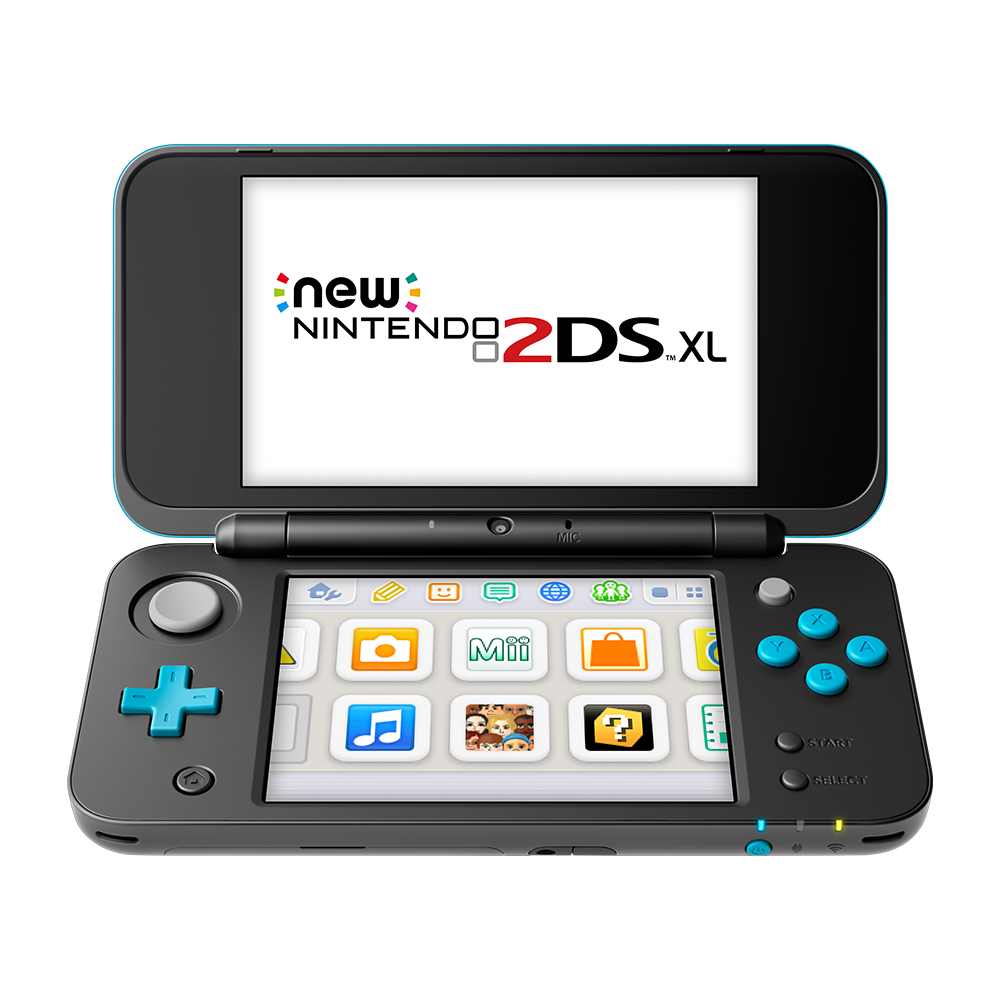 2ds transparent official