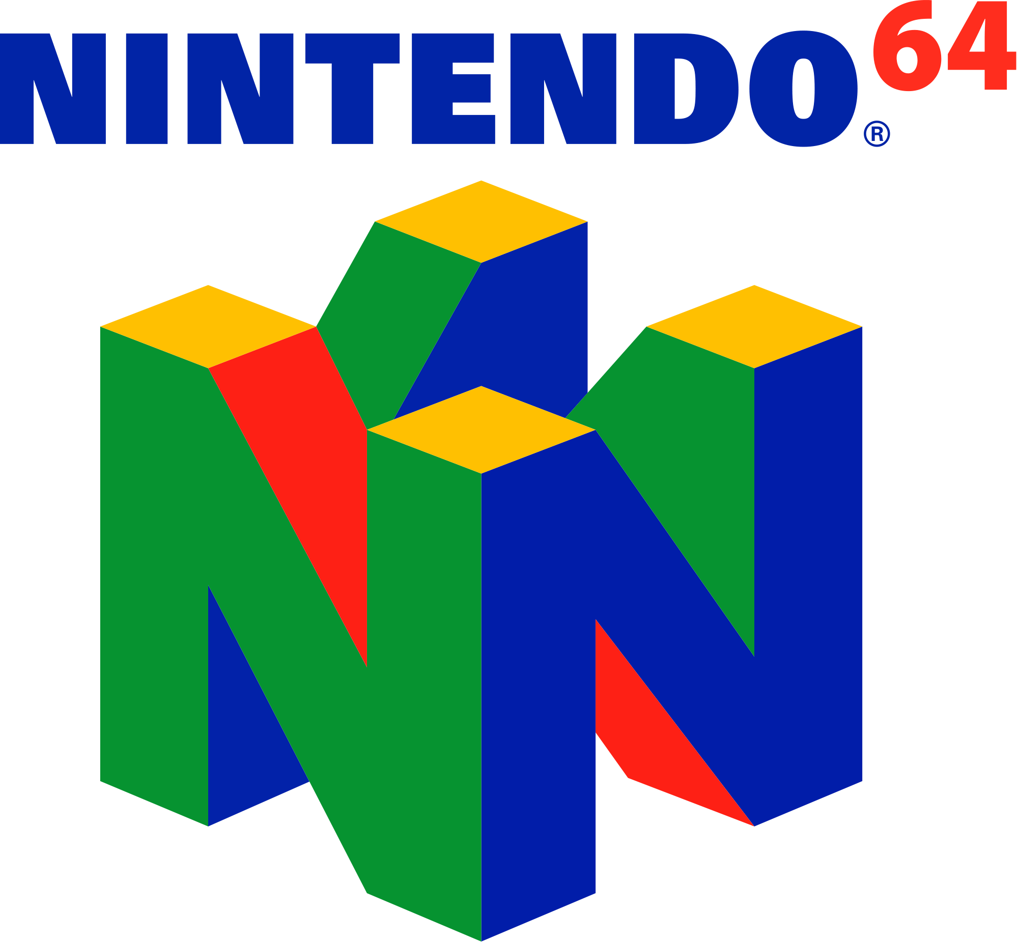 Nintendo 64 logo png. Image fandom powered by