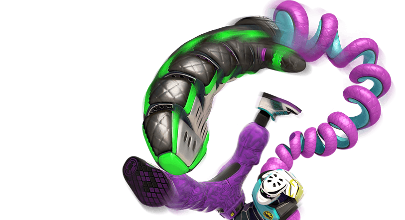 Mummy transparent nintendo. Kid cobra arms switch