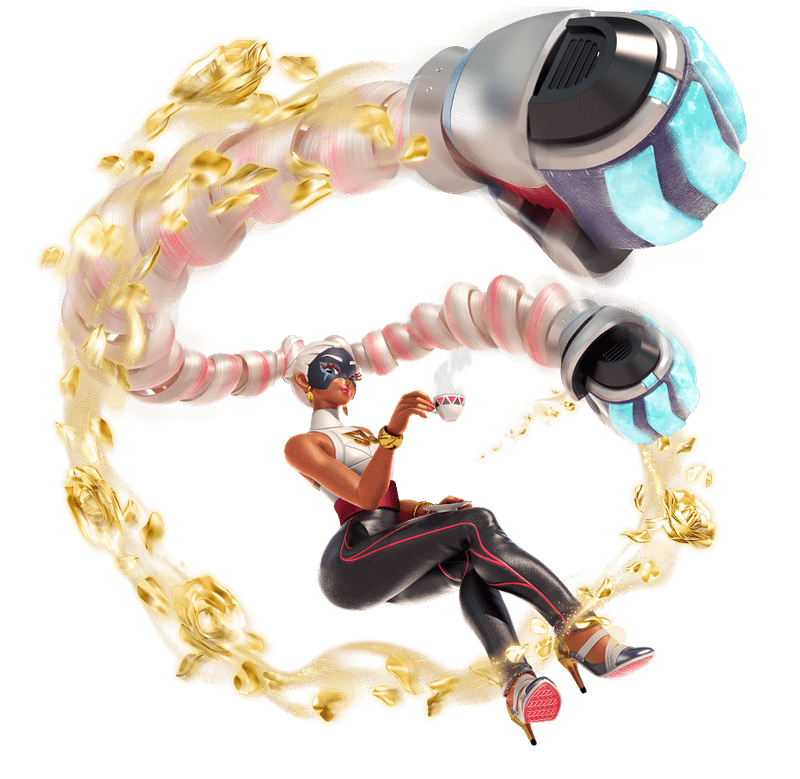 Nintendo arms logo png. Twintelle play