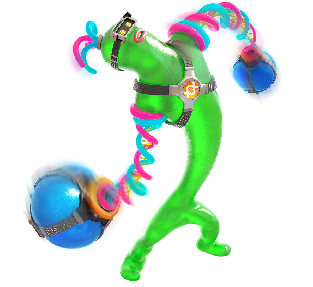 Nintendo arms png. Image helix fandom powered