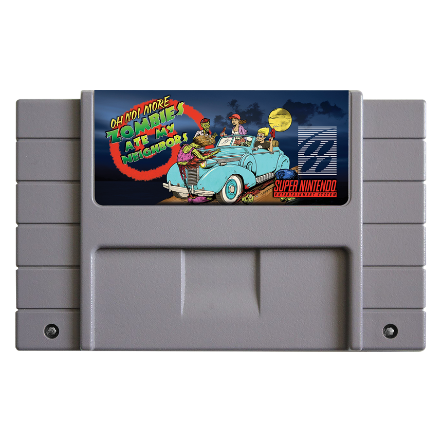 Nintendo cartridge png. Oh no more zombies