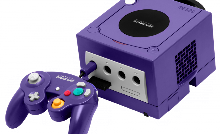 Gamecube transparent phillips. The switch will bring