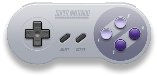 Nintendo controller png. Image snes crystal s