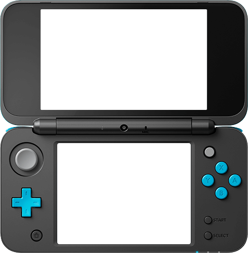 Nintendo 3ds png. New ds xl official
