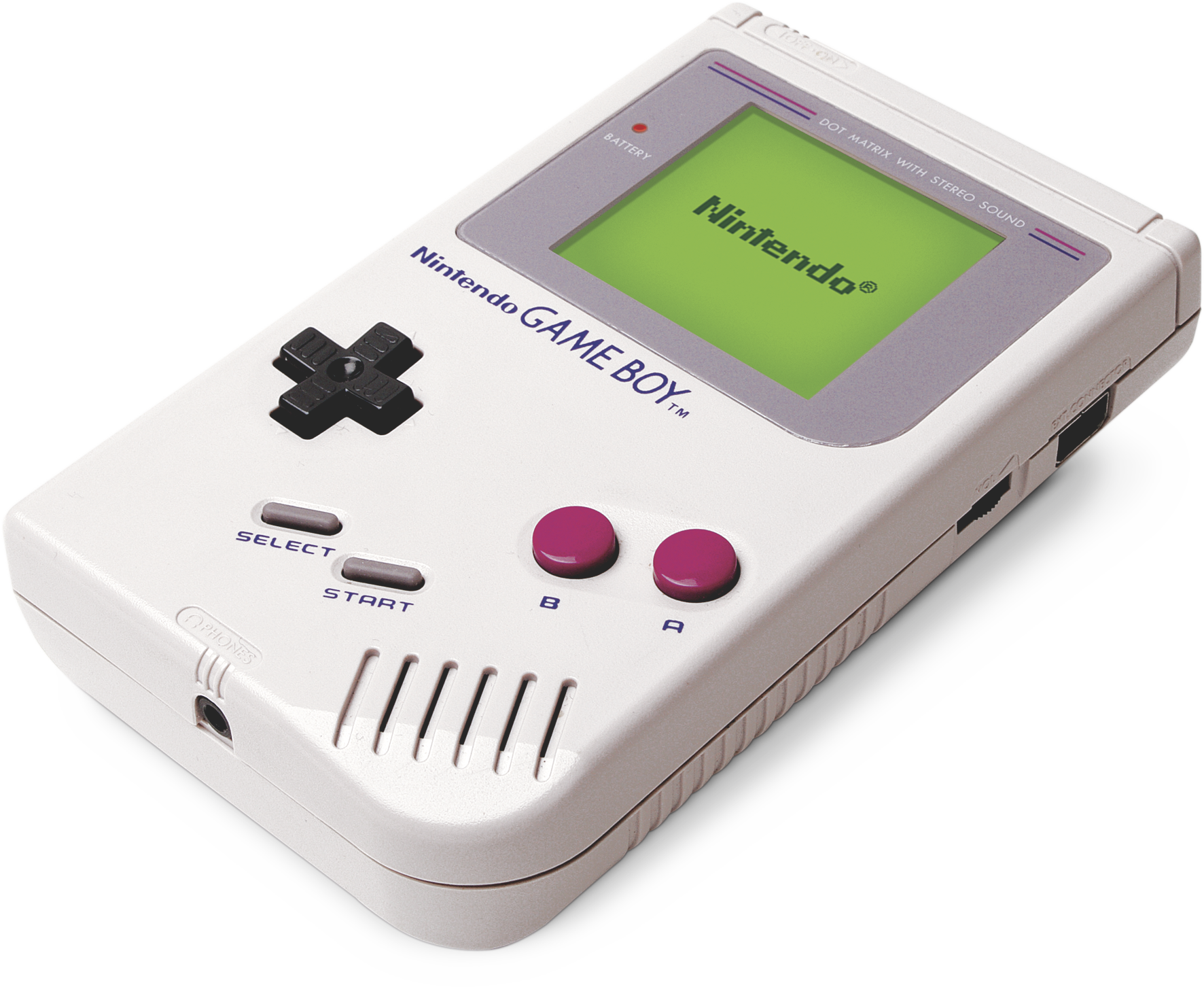 Nintendo gameboy png. Game boy images launchbox