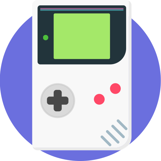 Nintendo gameboy png. Icons for free game