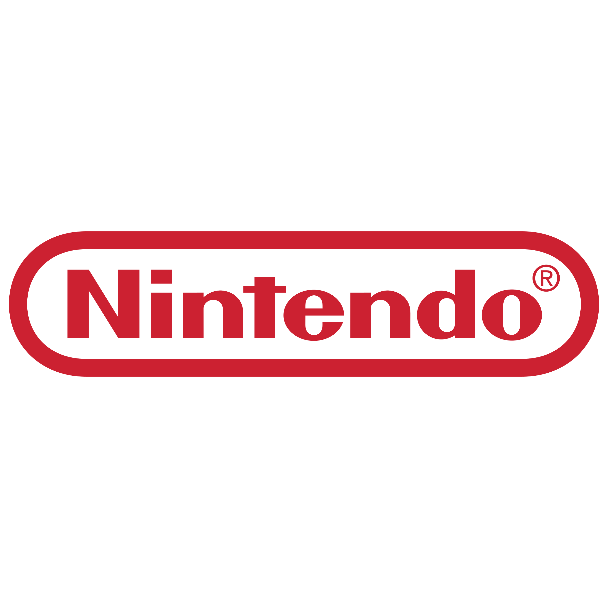 Nintendo logo png image. Transparent svg vector freebie