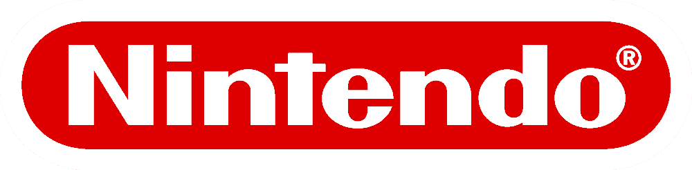 Nintendo logo white png. Is going red again
