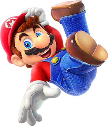 Nintendo mario png. Super party for the