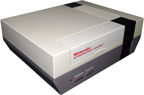 Nintendo entertainment system png. Nes information specs