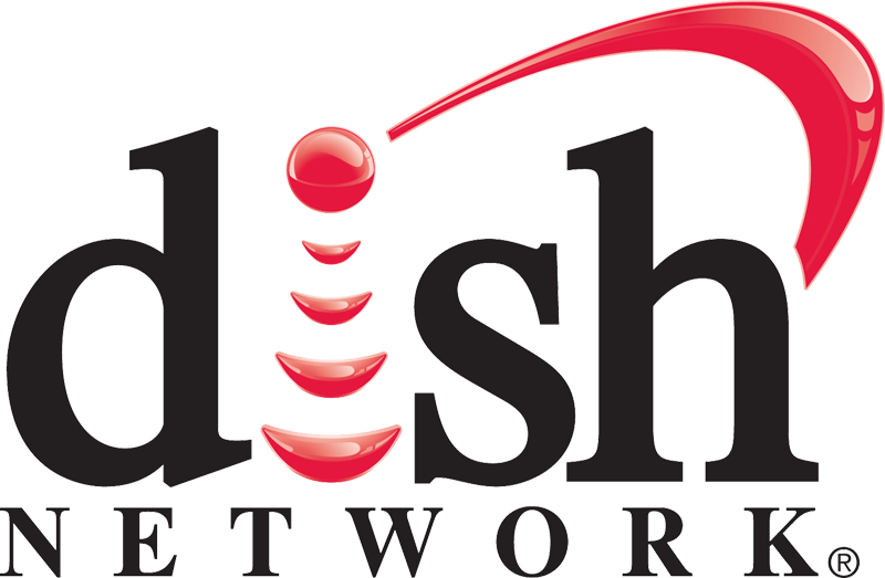 Shrink my png. Image dish network logo