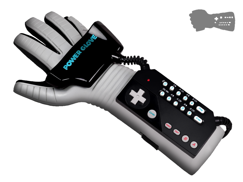 power glove png