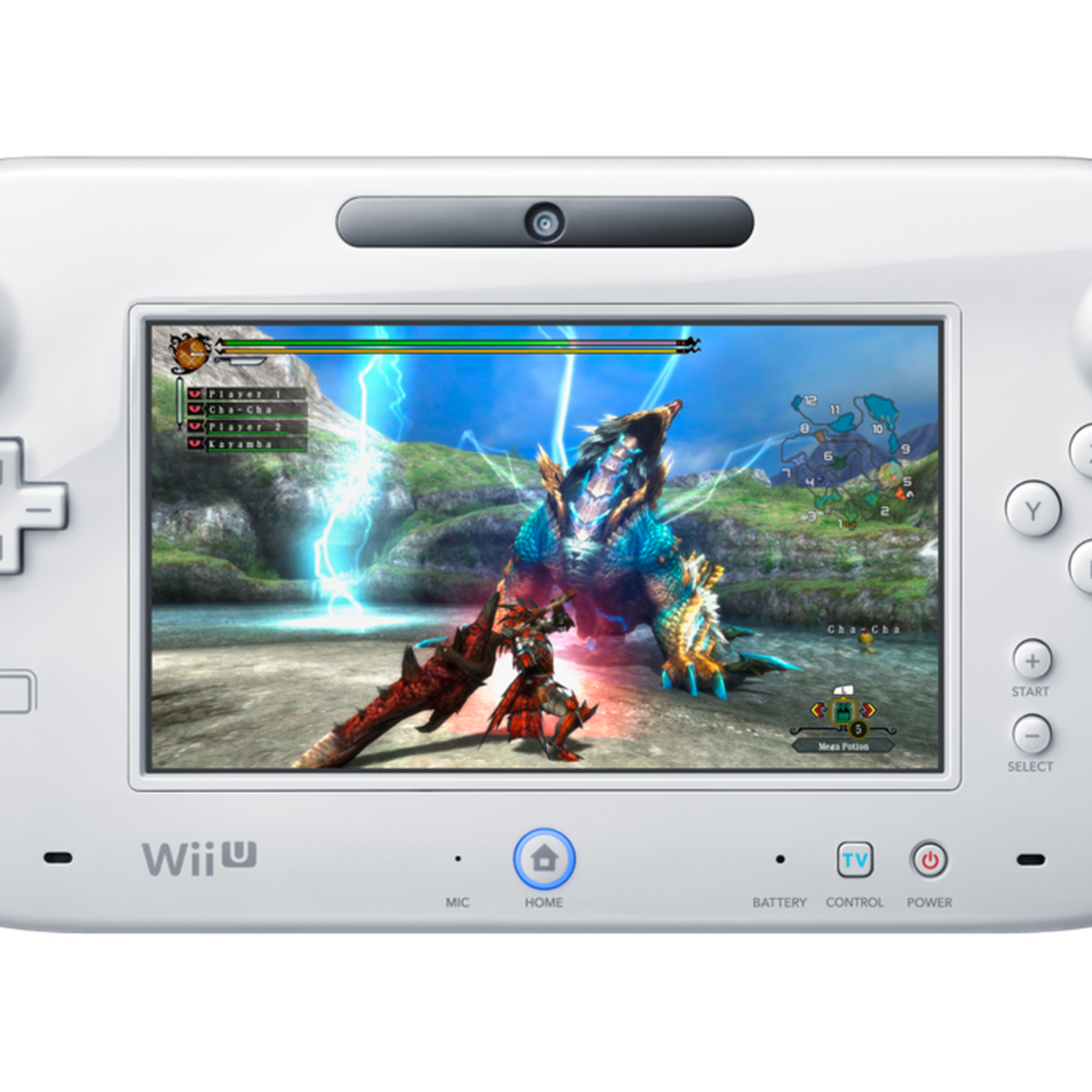 wii transparent first