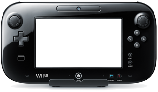 Pikmin for explorer s. Wii u controller png svg black and white library
